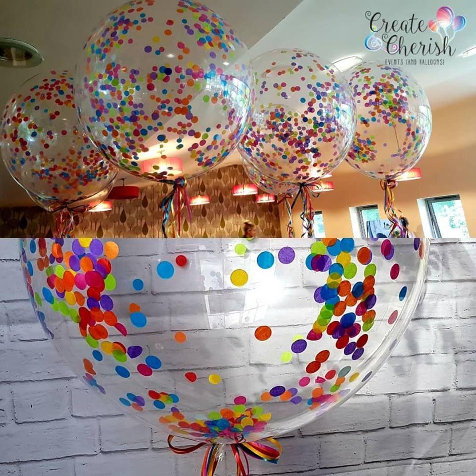 Confetti Bubbles