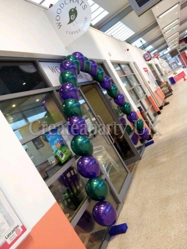 woodchats balloons
