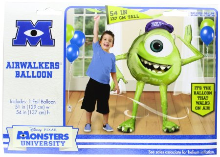 Monsters Inc Airwalker