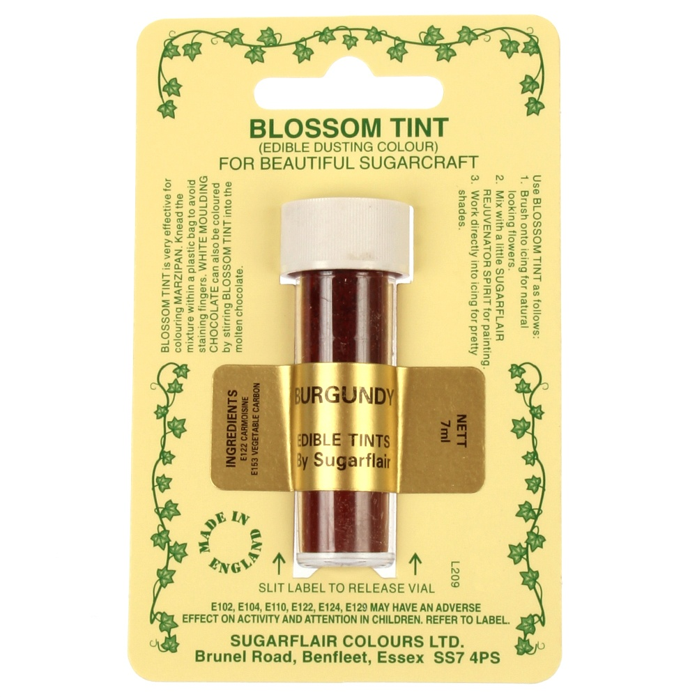 Blossom Tint - Burgundy