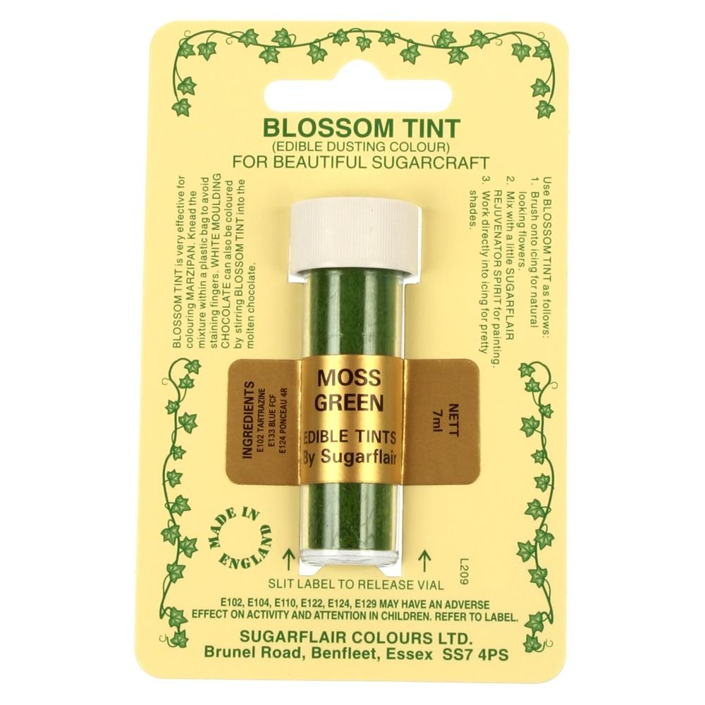 Blossom Tint - Moss Green
