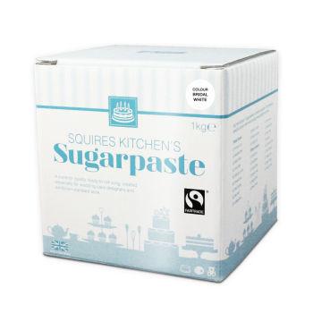 SK Sugarpaste - Bridal White 1kg