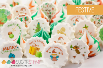 sugarstamp-festive-meringue-transfer-sheets