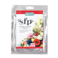 Florist Paste Squires  100g POINSETTIA RED
