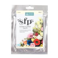 Florist Paste Squires  200g CREAM