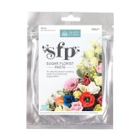 Florist Paste Squires  200g WHITE