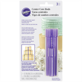 Plastic Centre Column Rods