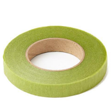 Stem Tape for wired sugar flowers - NILE GREEN