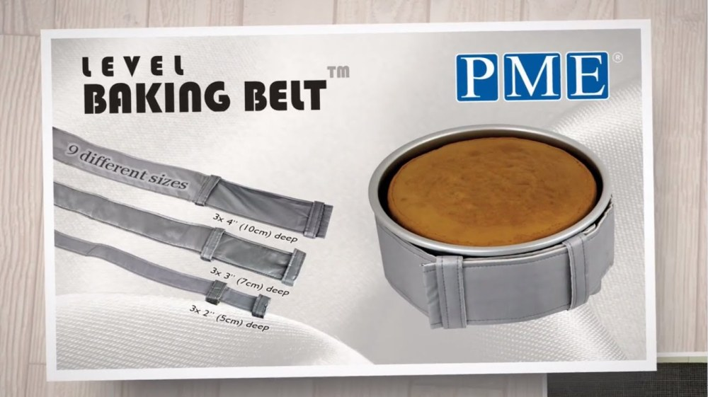 Level Baking Belt 32