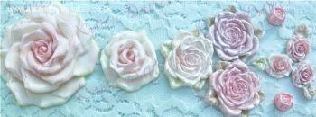 Karen Davies Large Rose Mould