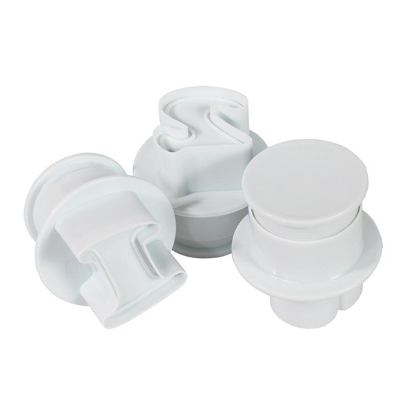Cake Star Push Easy Cutters - Numbers 10 Piece