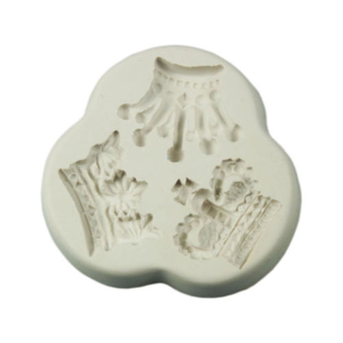 Cupcake Mould - Crowns Royal x 3