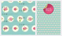 Sugar Stamp Sheet - B15