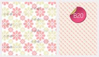 Sugar Stamp Sheet - B20