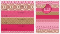 Sugar Stamp Sheet - B33