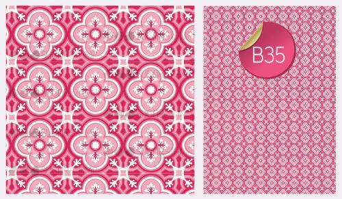PRE-ORDER Sugar Stamp Sheet - B35