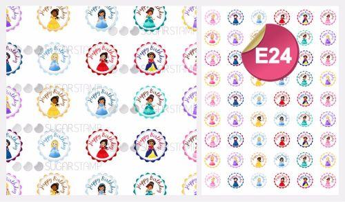 PRE-ORDER Sugar Stamp Sheet - E24