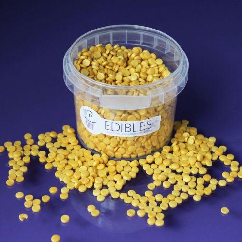 Confetti - Shimmer Gold Rush
