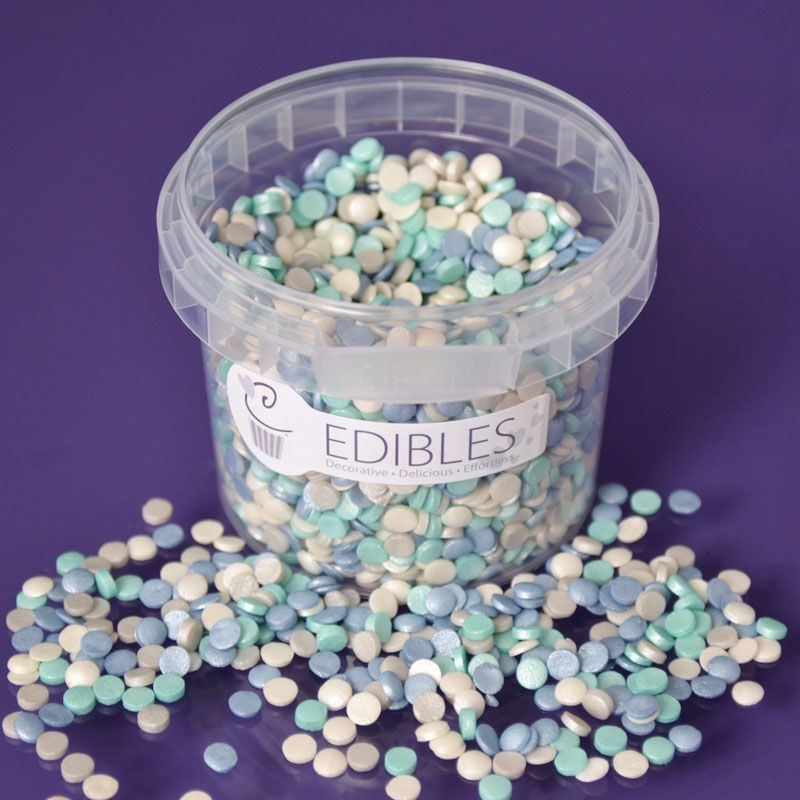 Confetti - Shimmer Little Boy Blue