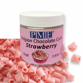 Curls Strawberry Chocolate 85g