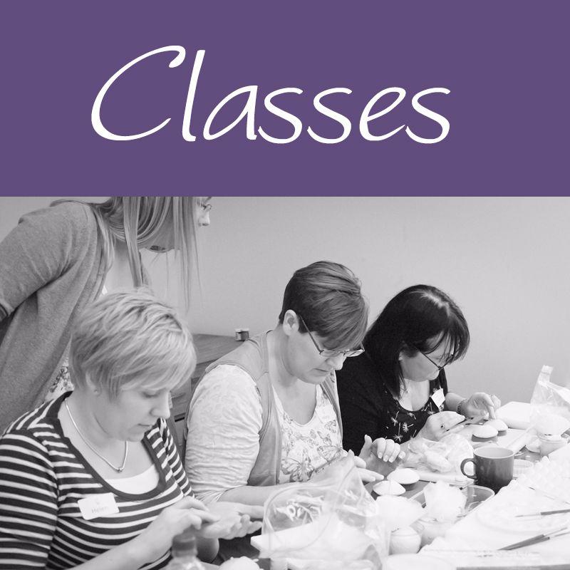 CLASSES - Cake Decorating & Cupcake Classes