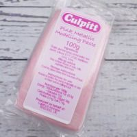 Culpitt Modelling Paste Pink - 100g