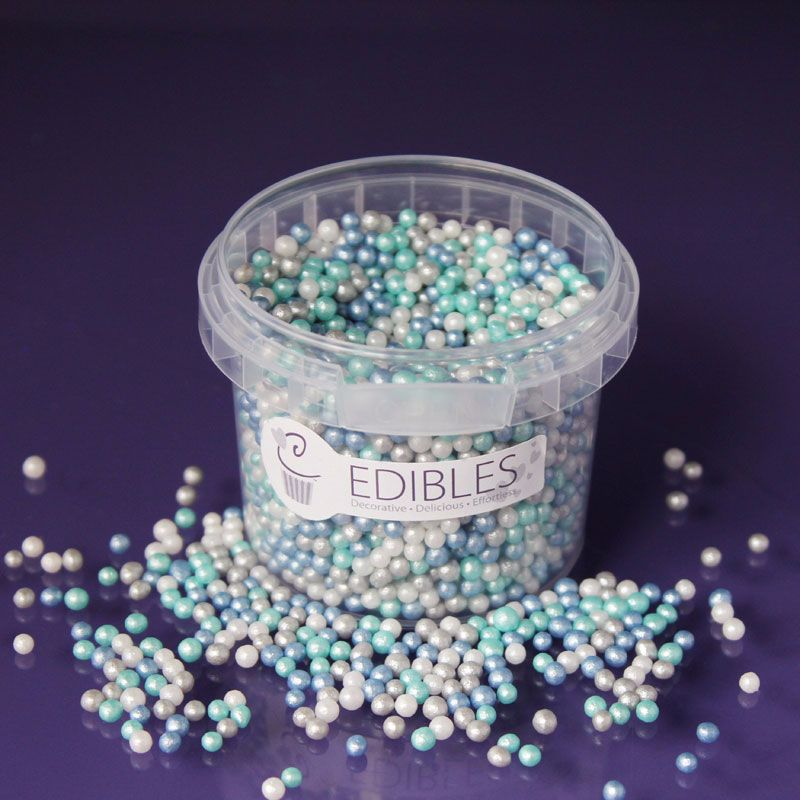 Pearls - Shimmer Little Boy Blue