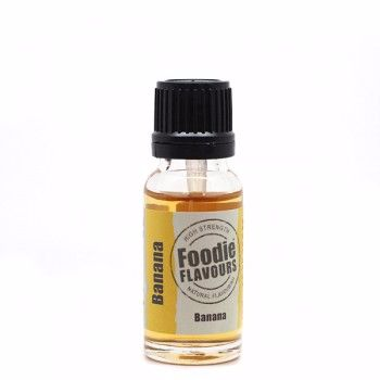 Foodie Flavours 15ml - Banana