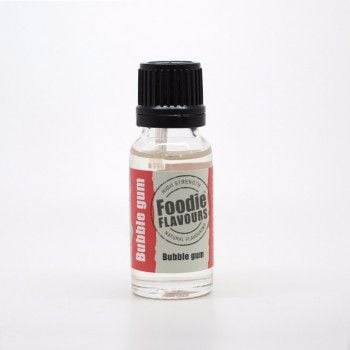 Foodie Flavours 15ml - Bubble Gum
