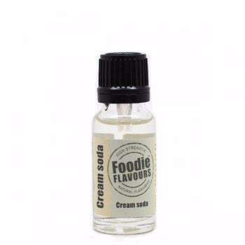 Foodie Flavours 15ml - Cream Soda