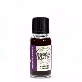 Foodie Flavours 15ml - Dandelion & Burdock