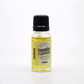 Foodie Flavours 15ml - Lemon