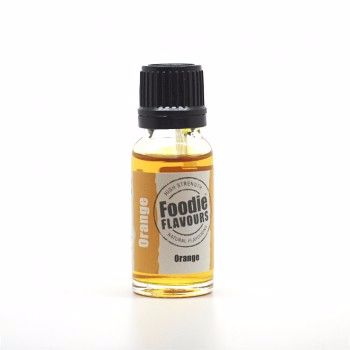 Foodie Flavours 15ml - Orange