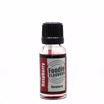 Foodie Flavours 15ml - Raspberry