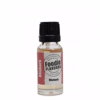 Foodie Flavours 15ml - Rhubarb