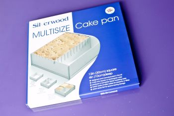 12in MULTISIZE Cake pan