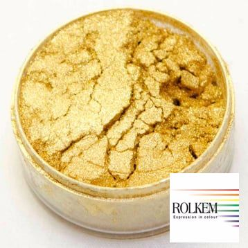 Rolkem Edible Colours & Super Gold