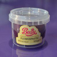 Flower Paste - Violet African 100g