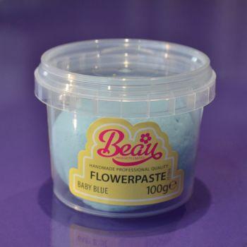 Flower Paste - Blue Baby 100g