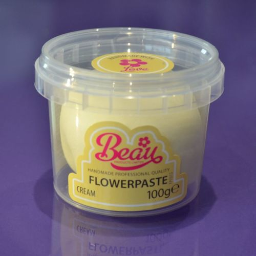 Flower Paste - Cream 100g