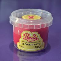 Flower Paste - Fuchsia 100g