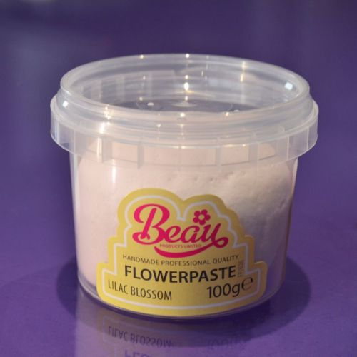 Flower Paste - Lilac Blossom 100g