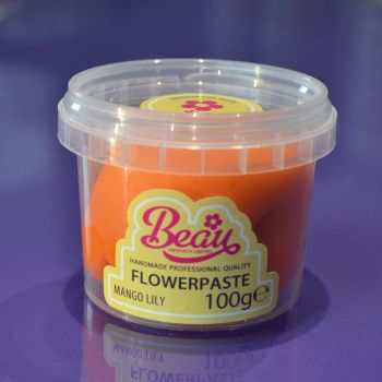Flower Paste - Mango Lily 100g