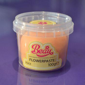Flower Paste - Peach 100g