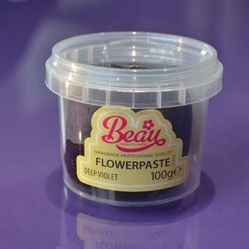 Flower Paste - Violet Deep 100g