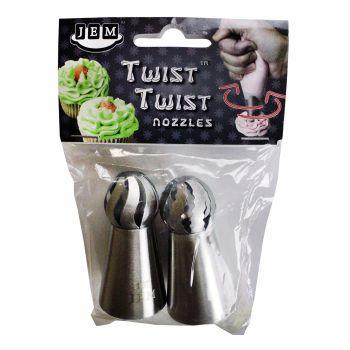 JEM Twist Twist Nozzle Set of 2 (10T & 11T)