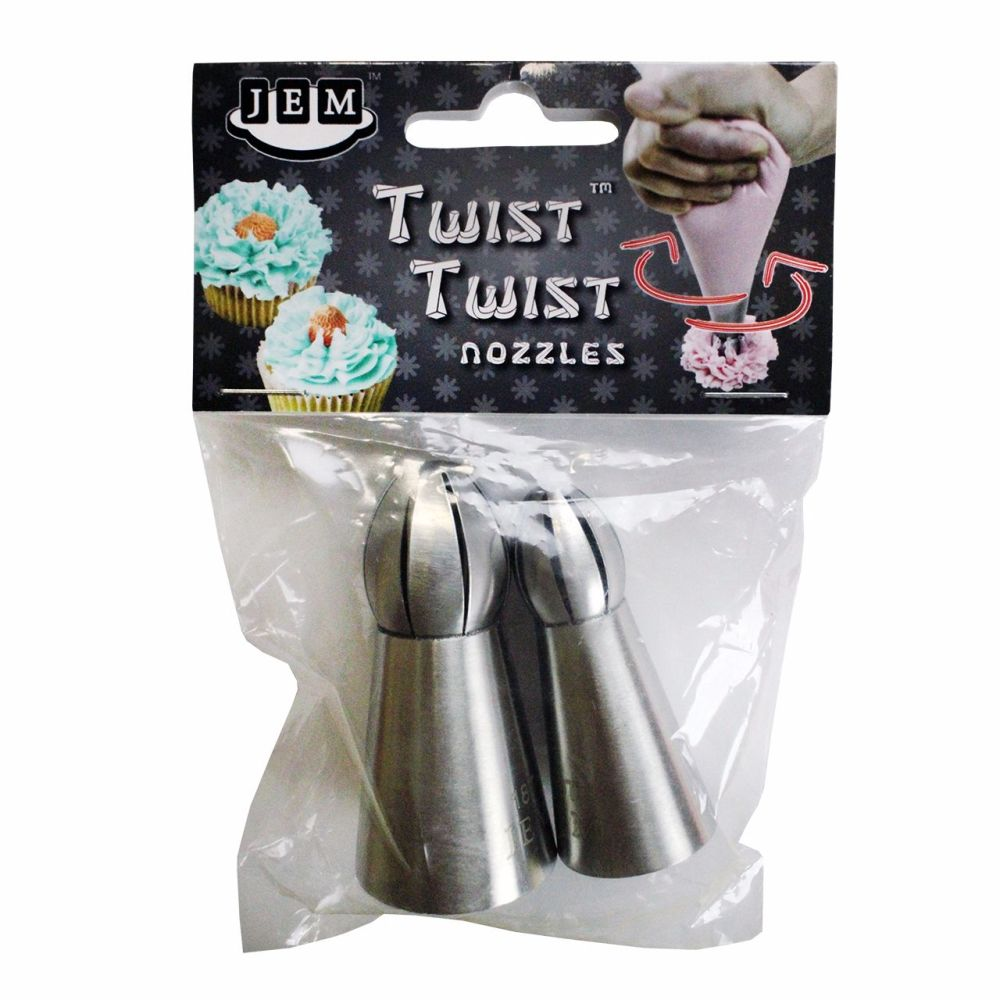 JEM Twist Twist Nozzle Set of 2 (18T & 19T)