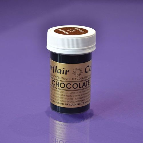 Paste Colours 25g - Chocolate