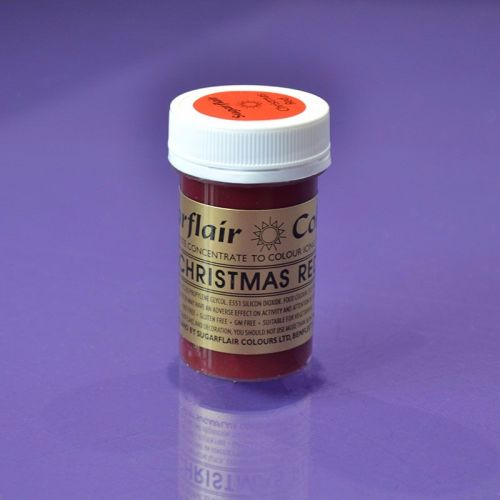 Paste Colours 25g - Christmas Red