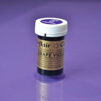 Paste Colours 25g - Grape Violet